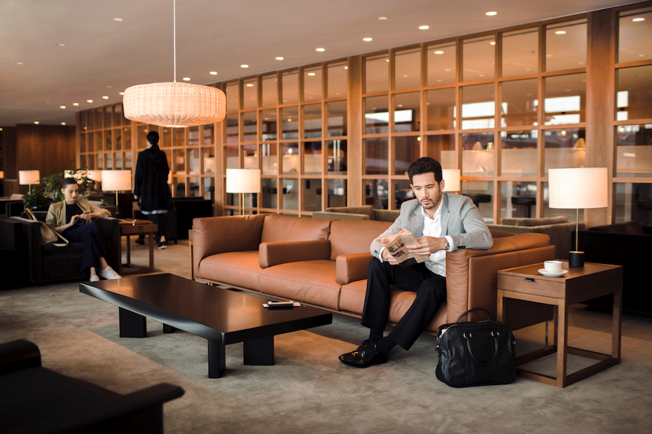 Is Cathay Pacific's New Luxury Lounge The Best In The World? Bondi Beauty