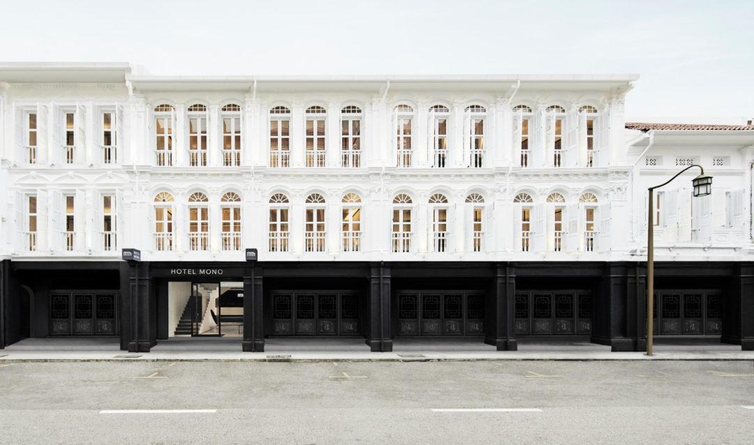 Singapore 39 S Latest Boutique Hotel Is A Masterpiece Of