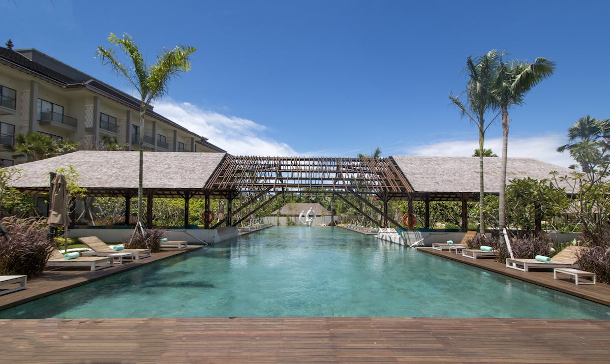 Mövenpick Resort & Spa Jimbaran Bali review for Renae's World