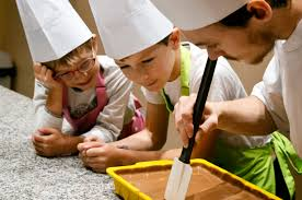 Musée Gourmet du Chocolat chocolate making workshop for kids