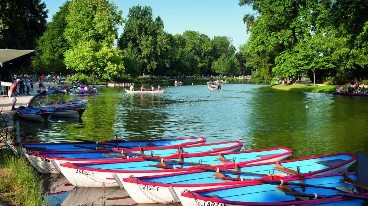 Bois de Vincennes, Paris Park and Gardens for kids
