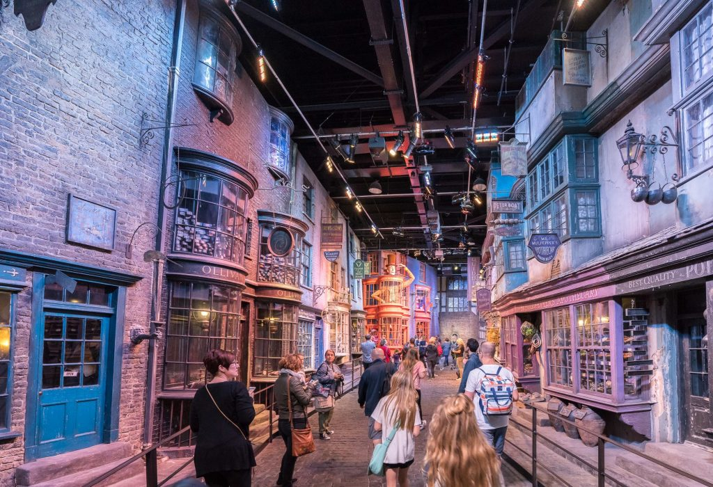 Harry Potter Warner Brothers Studio, activities for kids in London