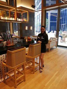 Renae at Pavilion Hotel KL.