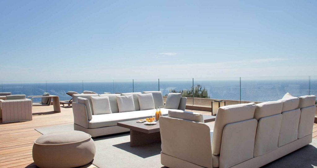 La Reserve Ramatuelle is absolute luxury in St Tropez.