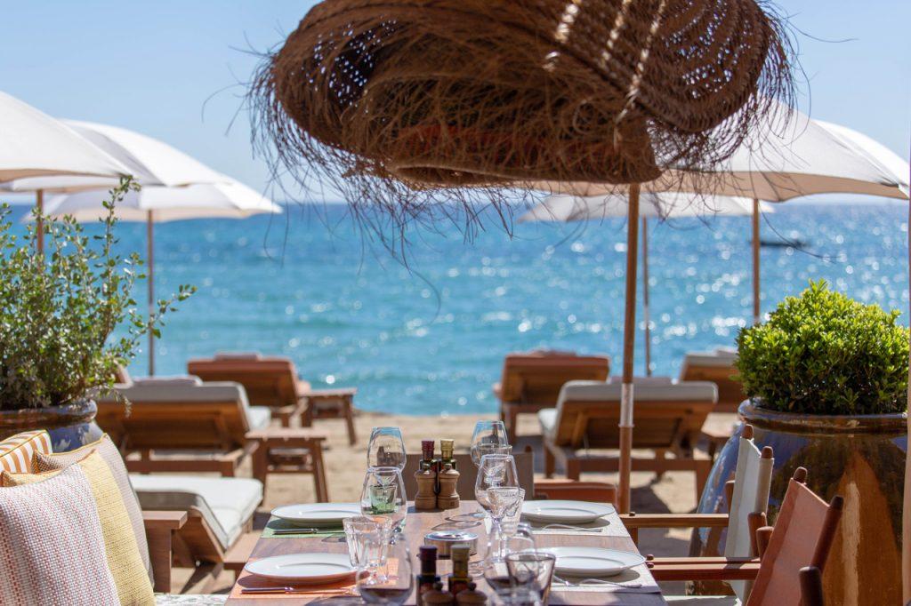 La Réserve Ramatuelle is absolute luxury in St Tropez.