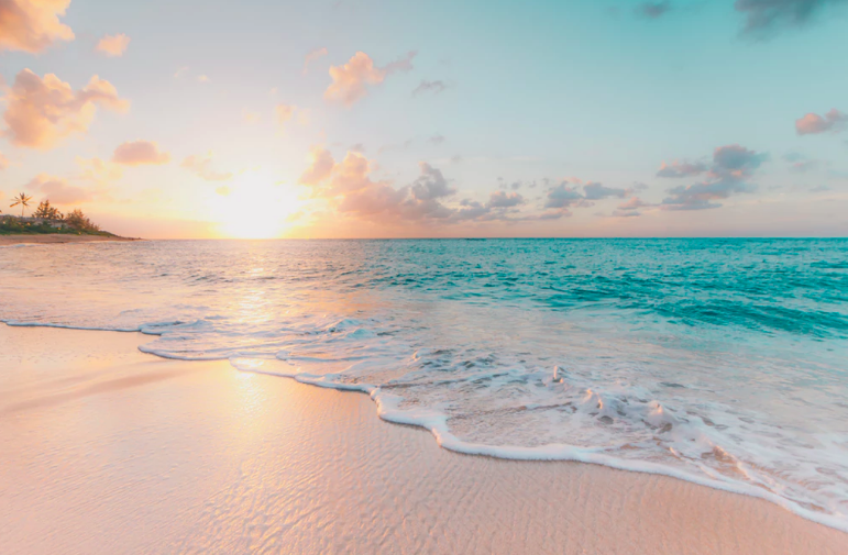 Picture of beach. Image by seantookthese from Unsplash.com