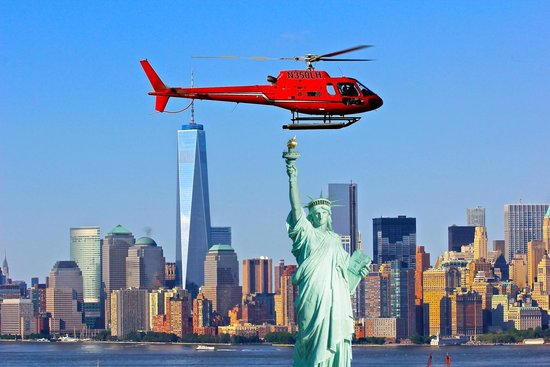 New York Luxury travel helicopter tours