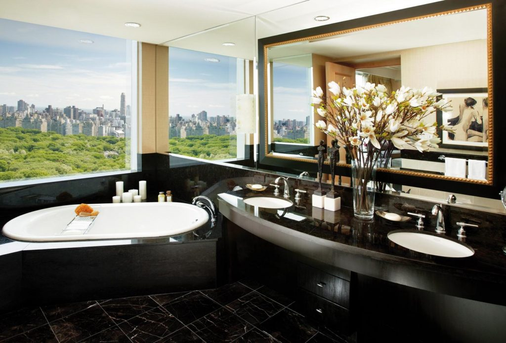 Mandarin Oriental New York Suite luxury new york travel