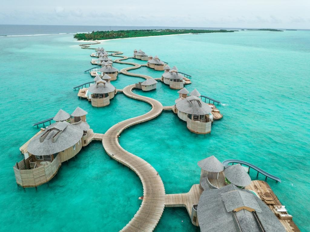 Bucket list trips Maldives