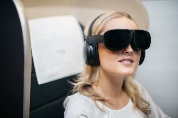 VR launched on British Airway flights