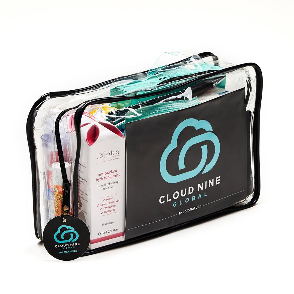 Cloud Nine Global The Signature travel makeup essentials