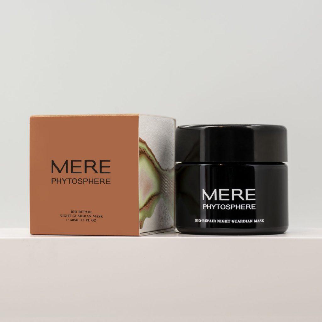 Mere Bio Repair Night Guardian Mask travel makeup essentials