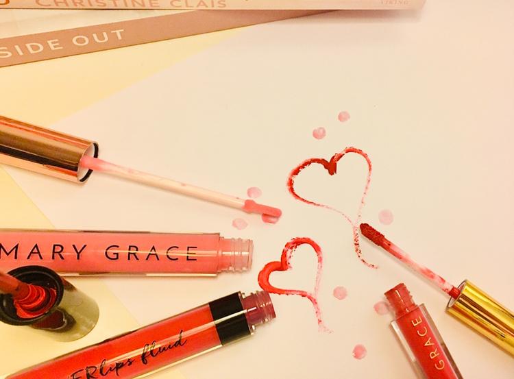 pink lipsticks for valentines day