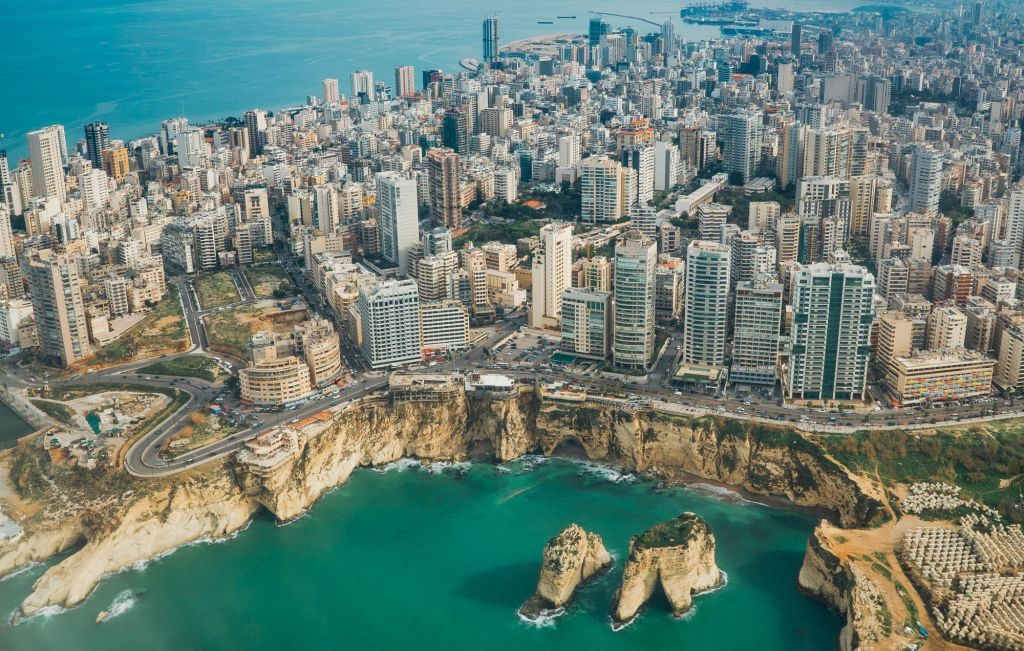 Beirut emerging travel destinations of 2020