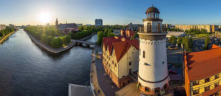 Kaliningrad Russia top emerging travel destinations of 2020