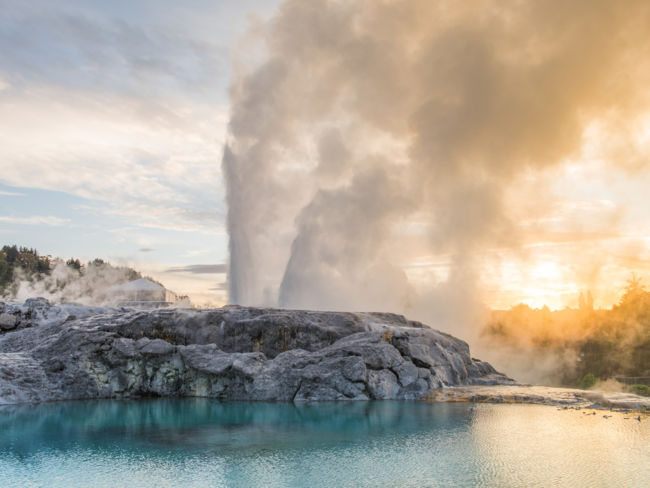 Rotorua New Zealand instagram worthy travel spots