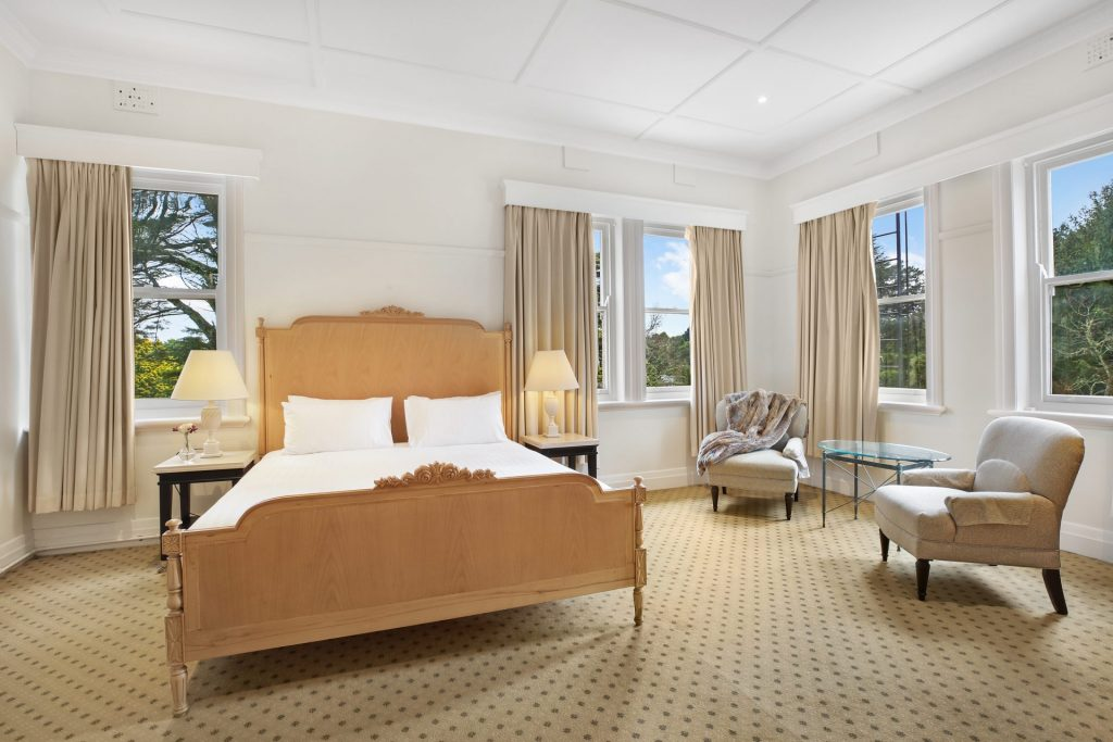A King Suite at The Robertson Hotel, Southern Highlands